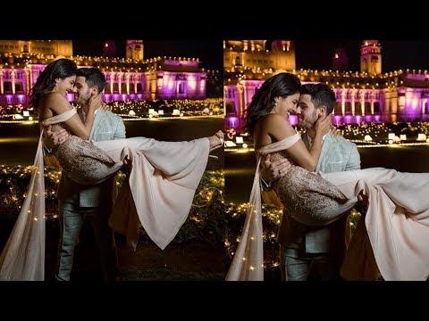 Priyanka Chopra and Nick Jonas' romantic dance at their Wedding party