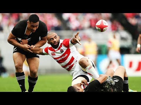 HIGHLIGHTS: All Blacks v Japan – 2018