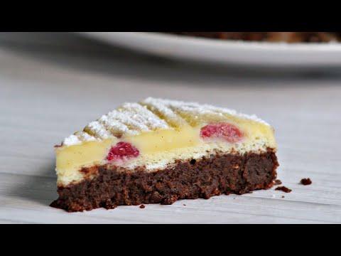 gâteau-magique-vanille-chocolat---simple-et-rapide