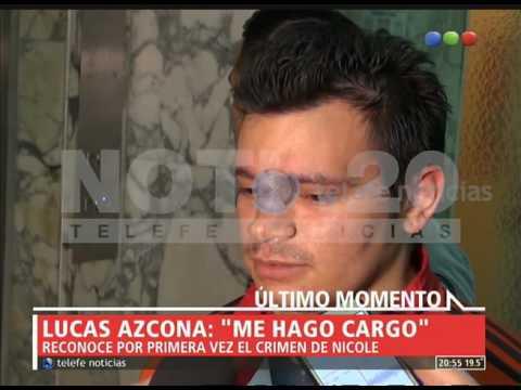 La confesión de Lucas Azcona -  NOTI.20