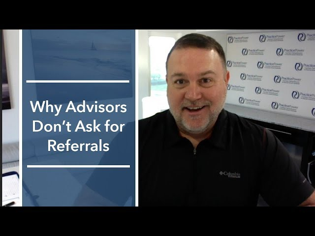 Why Advisors Don't Ask for Referrals | The Magellan Network Show with Coach Joe Lukacs