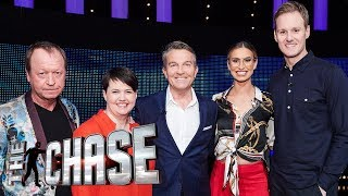 The Celebrity Chase ft Ruth Davidson and Ferne McCann | Behind the Scenes