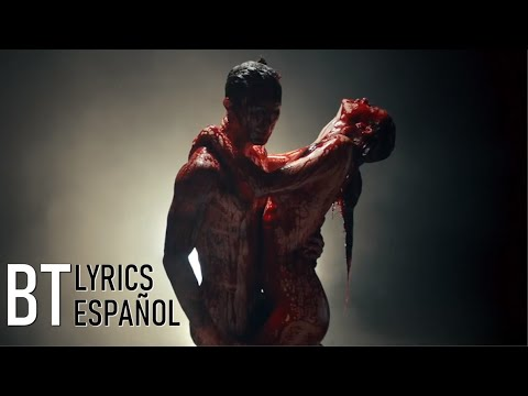 Maroon 5 - Animals (Lyrics + Español) Video Official