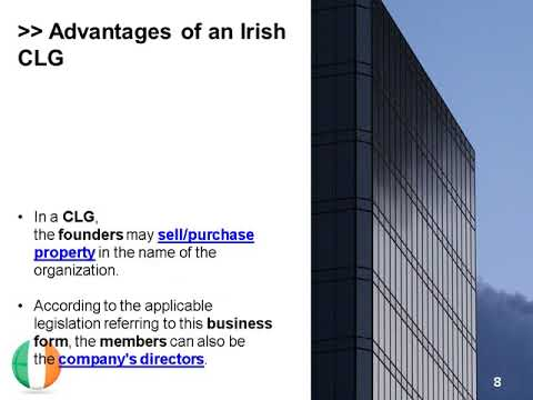 Open a Company Limited by Guarantee in Ireland