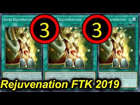 【YGOPRO】SUPER REJUVENATION FTK DECK 2019