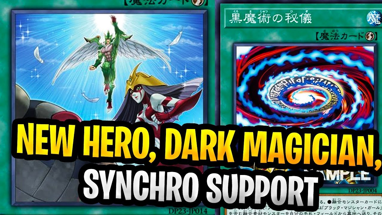Ban List Yugioh 2020.New Hero Dark Magician Synchro Support Zombies New Ghosttrick Performapal New Yugioh Cards 2020