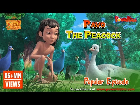 Jungle book Season 2 Episode 1 Pavo the...