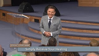 Simply Receive Your Healing with Kenneth Copeland (Air Date 9-27-17)