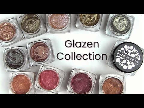 Butter London GLAZEN Collection: Live Swatches & Review