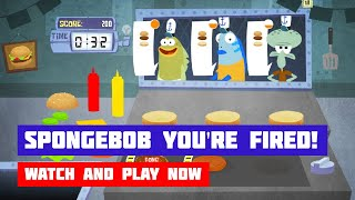 SpongeBob SquarePants: SpongeBob You're Fired! · Game · Gameplay
