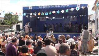 Rancho Folclórico e Etnográfico de  A dos Cunhados  - O Bailarico Vai Começar
