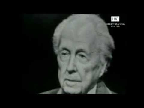 Frank Lloyd Wright - War and Religion