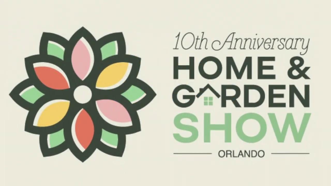 10th Annual Orlando Home And Garden Show Feb 2018 Youtube