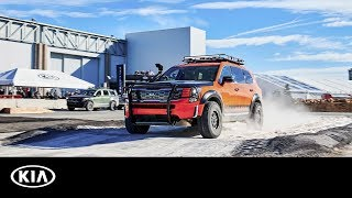 2018 SEMA Telluride Obstacle Course with Donut Media | 2020 Telluride