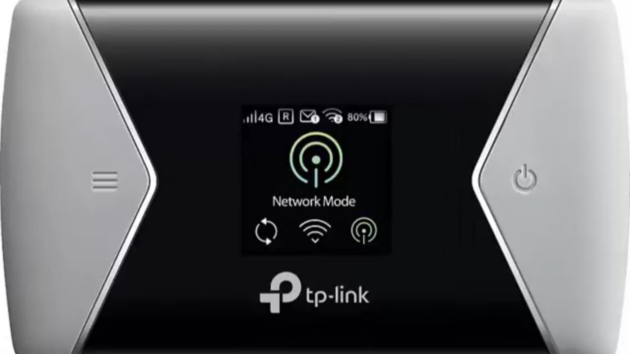 TP LINK M5 5350 - Firmware Upgrade (Update) - YouTube