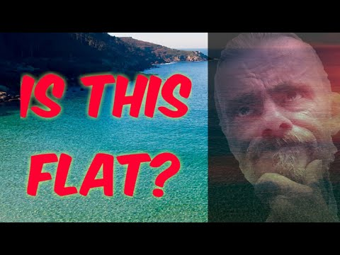 FLAT EARTH V ROUND EARTH.... THE BATTLE IS ON! EPISODE 1 (2019) thumbnail