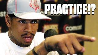 Allen Iverson's legendary practice rant [FULL]   ESPN Archives