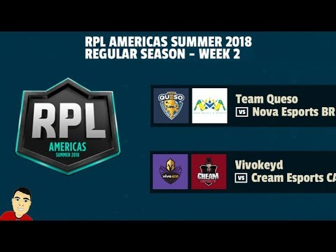 RPL AMERICA - SUMMER 2018