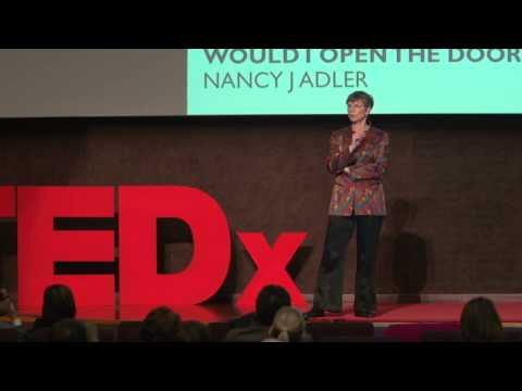 In Celebration of Nina: Nancy Adler at TEDxNavigli