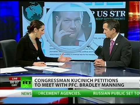 Kucinich: Cruel, unusual punishment unconstitutional