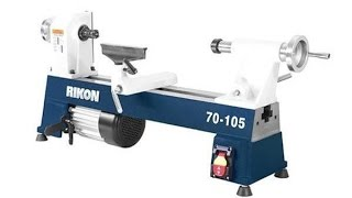 The 12 Tools Of Christmas - Tool 1: The Rikon Pen Lathe