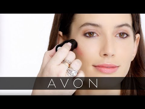 How to Get Flushed Cheeks with Kelsey Deenihan | Avon