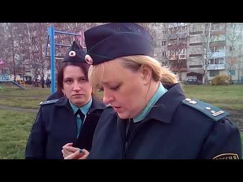 Безграмотная работа судебных приставов в Прокопьевске