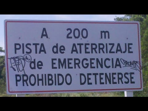 Uruguay - Emergency Airplane Landing Site
