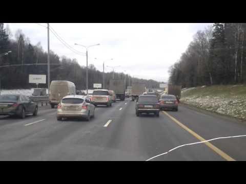 Авария на Симферопольском шоссе(обзор)