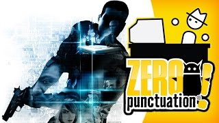 ALPHA PROTOCOL (Zero Punctuation) (Video Game Video Review)