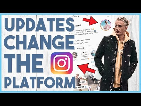 😱 INSTAGRAM UPDATES YOU MUST KNOW ABOUT IN 2019 (This will change the algorithm...) 😱