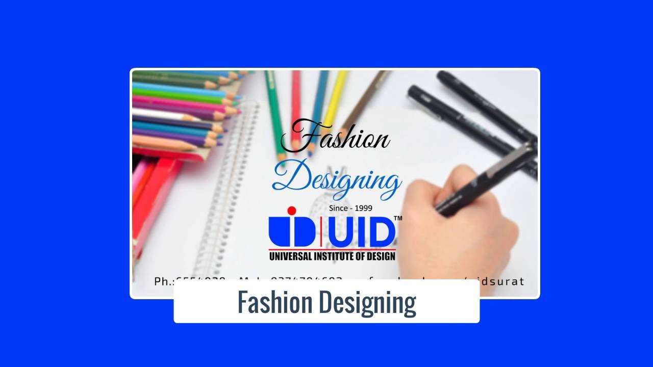 Fashion Jewelry Interior Designing Institute In Surat Uid Youtube