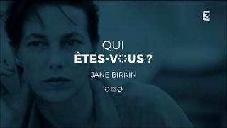 Portrait de Jane Birkin - Drôle d'endroit pour une rencontre