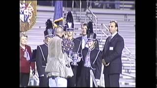 COC 2001 Awards Ceremony