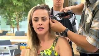 Baixar Juliana Silveira muda visual para viver nova personagem