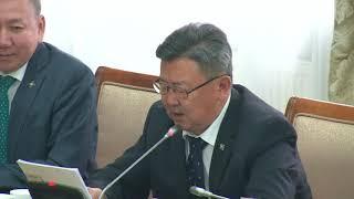"""Батлан хамгаалахын сайд Н.Энхболд """"Хамтран ажиллах"""" тухай Монгол Улсын Засгийн"""