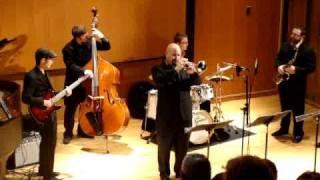 FSU Jazz Combo Concert - Crazy Good Trumpet Solo
