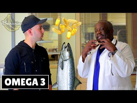 The Truth About Fish Oil & Omega 3 ALA/DHA/EPA Vegan Sources | Dr. Milton Mills