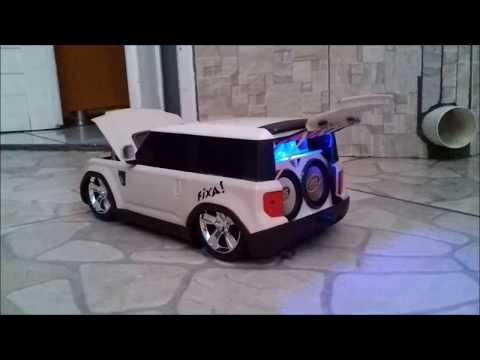 Mini Range Rover Deboxada tocando ABUSADAMENTE! MC Gustta e MC DG thumbnail