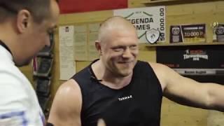 """Макс """"Шатун"""" Новосёлов в силовом экстриме"""