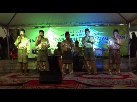 Anugerah SMKAKL - maruah mulia & imani 10 malaikat