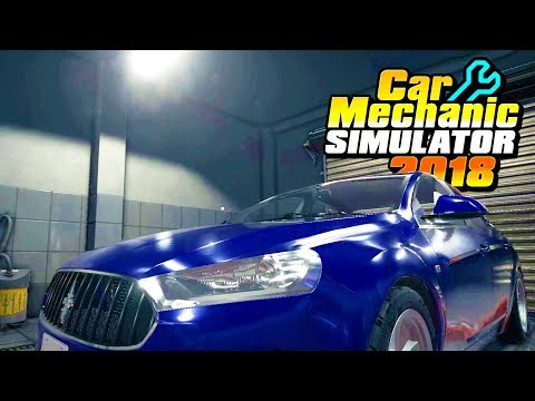 SCAMMED BY THE CAR DEALER! BARN RAIDING FOR PARTS! - Car Mechanic Simulator 2018 Gameplay Part 4
