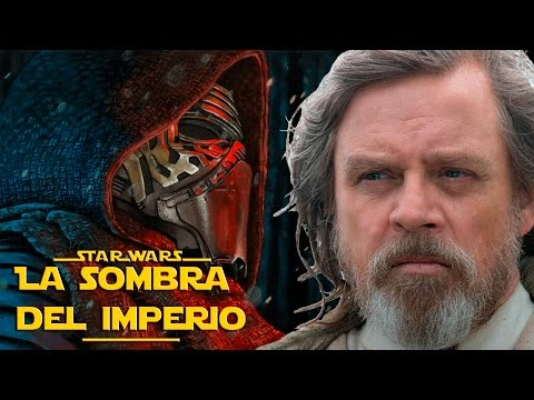 Luke Skywalker vs Kylo Ren (Según el Canon) - Star Wars - La Sombra del Imperio