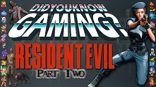 Resident Evil Part 2 - Did You Know Gaming? Feat. ProtonJon