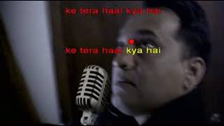 Mere Toote Huwe Dil Se | karaoke | with lyrics | mukesh