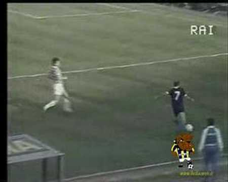 Hellas Verona – Juventus 2 – 0 Campionato 1984-1985