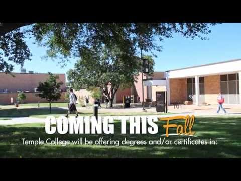 Temple College Computer Aided Design (CAD) Commercial