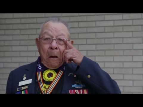 A Tribute To Our Heroes: Aboriginal Veterans Day (Jesse Green)