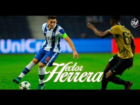 "Hector ""HH"" Herrera ► So Bright | Best Skills, Passes and Goals Ever ● FC Porto & Selección Mexicana"