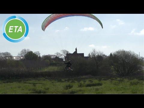 XploreAir X1 Paravelo flying bicycle thumbnail